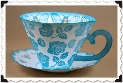 template for paper teacup papercraft juxtapost