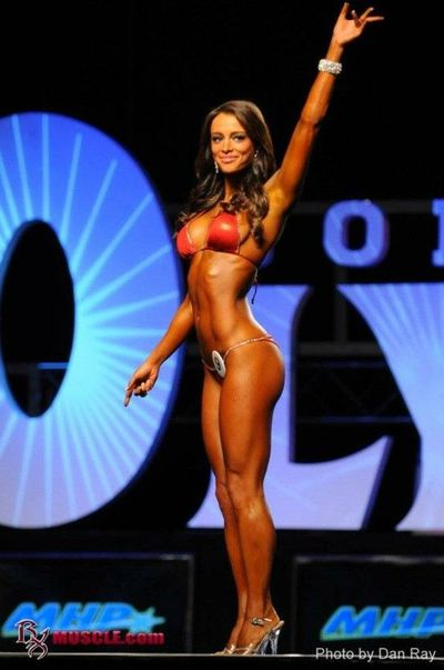 Quotes About High School Friends IFBB Pro Juliana Danie...