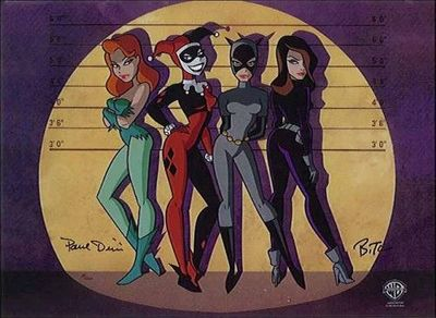gotham single girls Gotham girls is a web-series on the wb's official site it follows the femme fatals and the heroines from batman around gotham city.