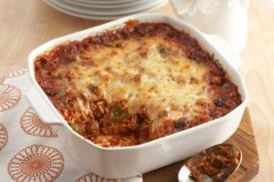 undone stuffed pepper casserole