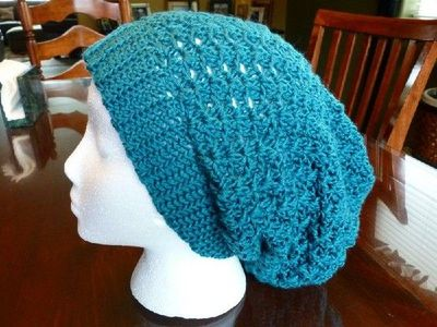 Urban Revival Slouch Beanie Free Pattern Crochet Ideas And Tips