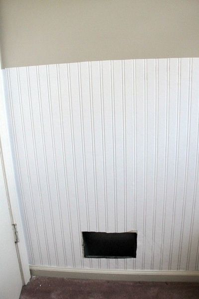 Graham brown prepasted beadboard wallpaper would work for Graham and brown bathroom wallpaper