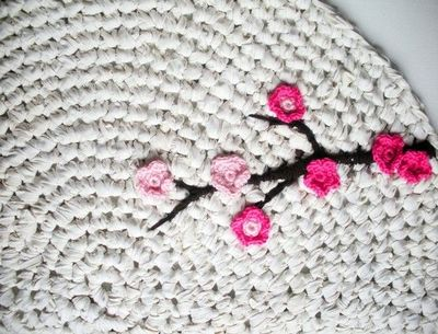 Free Cherry Blossom Crochet Pattern Crochet Ideas And Tips Juxtapost