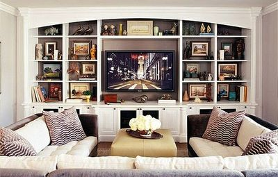 Lovely Family Room/tv Room   Jeff Andrews Design Part 26