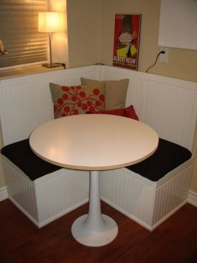 diy booth seating for the home juxtapost