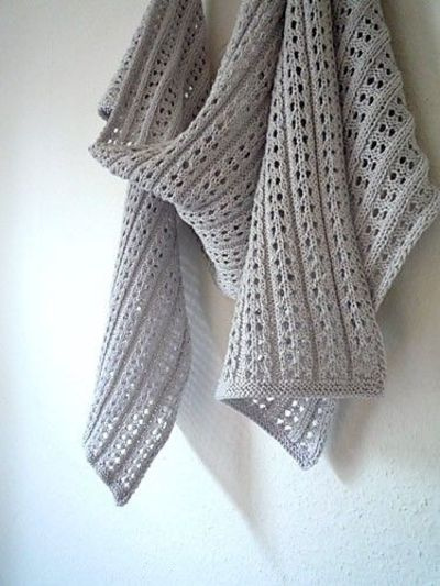 Knitting Pattern For Summer Scarf : Java Summer Scarf, free pattern / knits and kits - Juxtapost