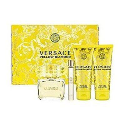 Versace Yellow Diamond Gift Set ($147 Value) / Perfume ...