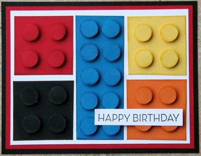 Birthday card lego gallery birthday cards ideas lego birthday card papercraft juxtapost lego birthday card bookmarktalkfo gallery bookmarktalkfo Image collections