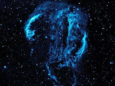 The Wispy Gas Clouds of a Supernova Remnant -- I want to wander among the stars!