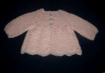 Crochet Baby Clothes -- Free Patterns