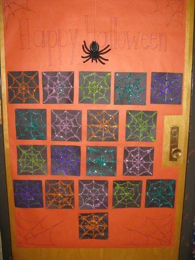 Halloween Bulletin Board Preschool Items Juxtapost