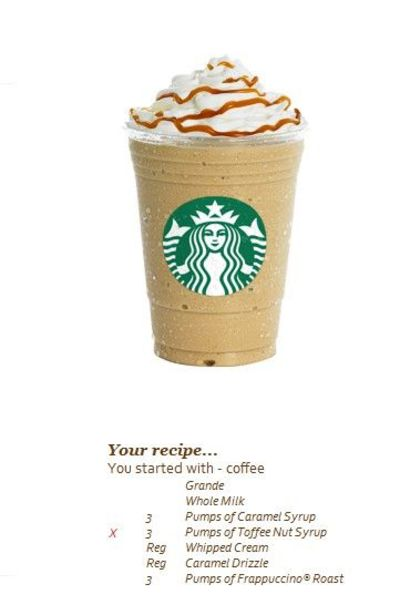 How to Get a Starbucks Butterbeer Frappuccino