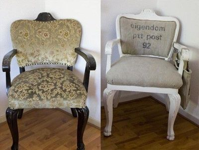 Chair makeover reupholster diy Pin This  How To Reupholster A Chair  How To Reupholster A  . Reupholster Chairs Diy. Home Design Ideas