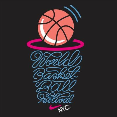 Nike Basketball Festival T Shirt Designs For Nike Rami Ni