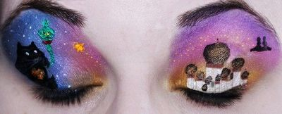 Disney Eyes- Aladdin. How cool is this??
