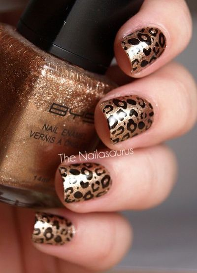 I don't even like animal print and love this!