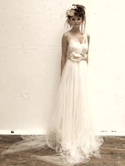 flowy gown potential wedding dress with a fairy t gowns