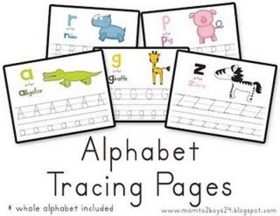 Kindergarten Abc Worksheets | ABITLIKETHIS
