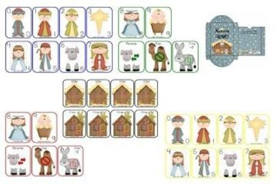 Nativity Uno & other cool printables