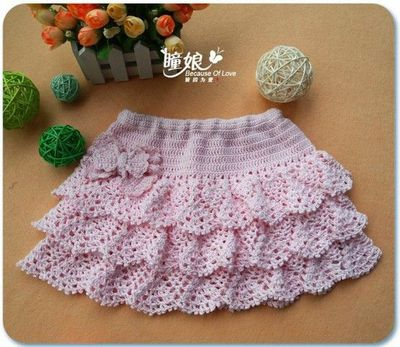 Free Crochet Pattern Child Skirt : CROCHET CHILD SKIRT PATTERN FREE CROCHET PATTERNS