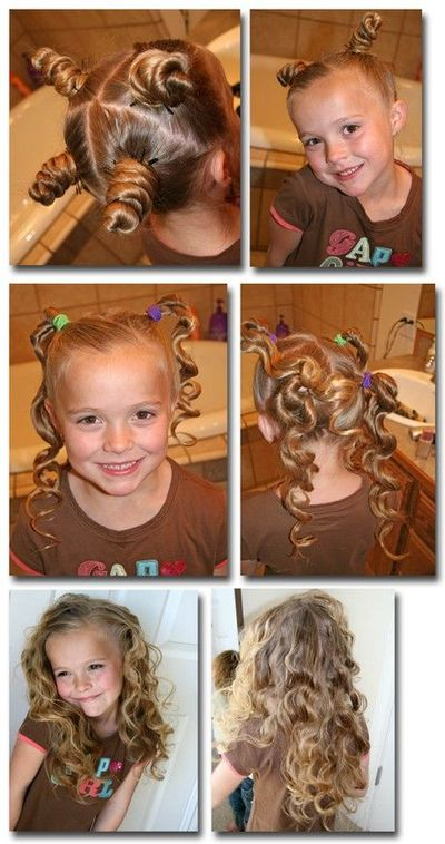 How To Curl Your Hair Naturally With Bantu Knots A Great