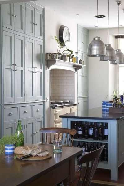 love the floor to ceiling cabinets for my kitchen