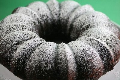 Cinnamon Chocolate Bundt Cake