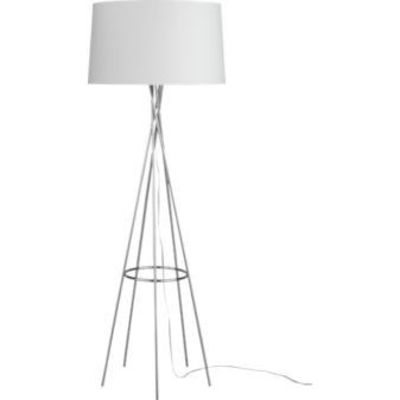 twine floor lamp cb2 199 for the home juxtapost With cb2 twine floor lamp