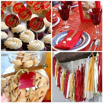 Chinese new year party ideas asian dishes juxtapost - Chinese new year party ideas ...