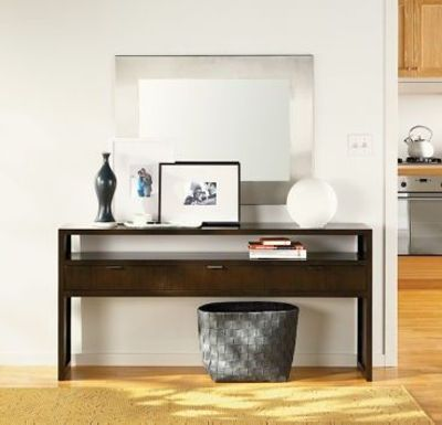 Console Table For Behind Sofa For The Home Juxtapost