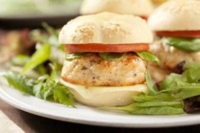 Golden Ticket Lowfat Burgers from Dr. Oz Show