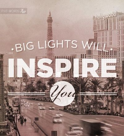 #Type #Typography #Art #Print #Graphic #Design #Inspiration, #Positive #Positivity #Motivation #Love #Cute #Script #Writing #Quote #Saying #Five #Words #Lights #Inspire