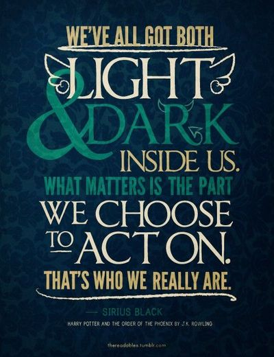 Harry Potter Book Quotes And Page Numbers ~ Inspirational quotes from harry potter quotesgram