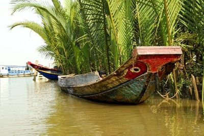 Travel the Mekong River, Vietnam