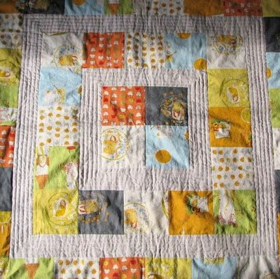 Basic quilt tutorial. I think I can.