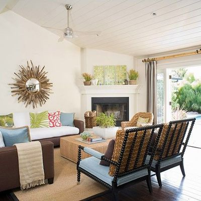 HOW TO ARRANGE LIVING ROOM FURNITURE -- BETTER HOMES AND
