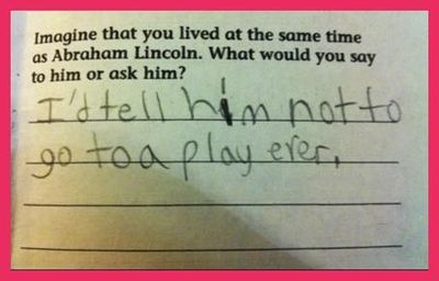 kids homework answers