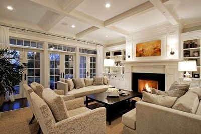 amazing living room #houzz #living #room / For the home - Juxtapost