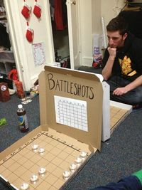 Now that's a drinking game.