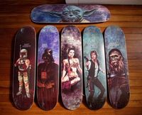 Star Wars Boards