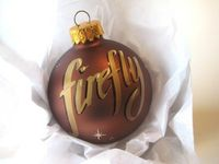 Firefly Glass Ornament (damn, I forgot to ask Santa for this)