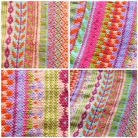 by Vanessa (Do you mind if I knit) - the colours on this fair isle are gorgeous!