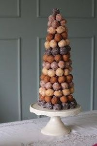 TRUFFLE TOWER!!