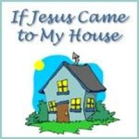 Free early learning printables for the book If Jesus Came to My House. Focusing on skills for preschool to kindergarten. Created by