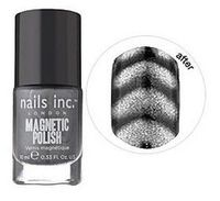 Magnetic nail polish!! So cool!