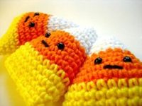 Baby Candy Corn