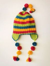Flap Happy Hat (#9504)