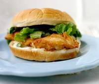 Spicy1 300x254 Real Fast Food: Spicy Chicken Sandwiches