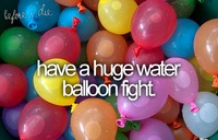 i think the person meant along the lines of a TON of people TONS of balloons.l...