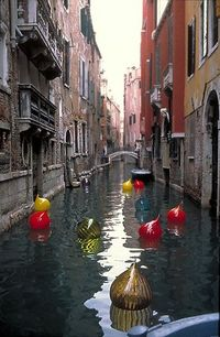 Chihuly in Venice.